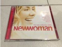 New Woman The New Collection 2005 Double CD Album
