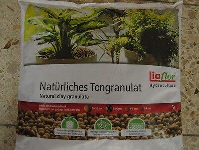 Natürliche Granulat (Natürliches Tongranulat Bläthon - Hydrokulture 25 Liter Beutel)