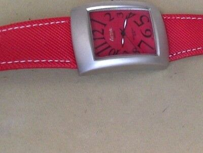Activa by Invicta Water Resistant Mens Watch. Large Face & Numbers Swiss Pts Mvt