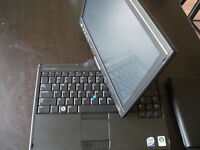 Tablet - Dell Latitude XT- TOUCH SCREEN-with external drive