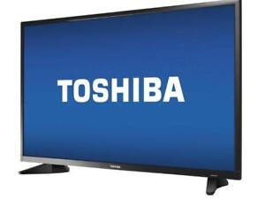 "TOSHIBA 32"" LED TV *NEW IN BOX*"