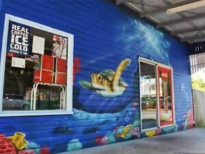 Graffiti Art by Dzine Creative New Farm Brisbane North East Preview