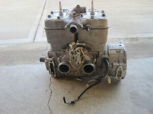 583 Rotax engine