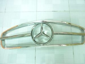 Mercedes 190SL Grill in Stainless Steel
