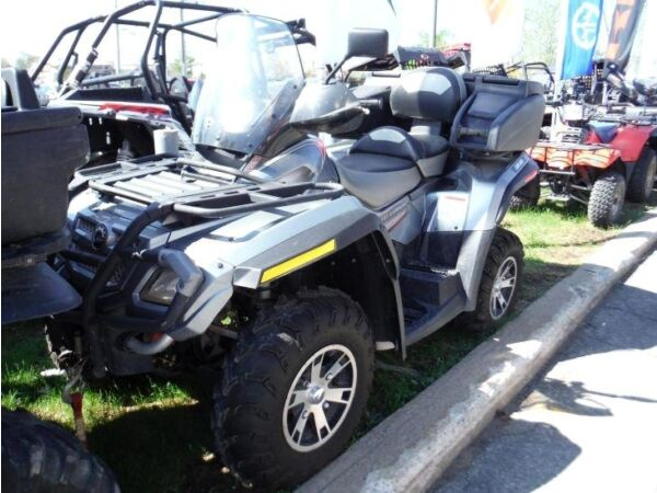Used 2008 Can-Am OUTLANDER MAX 800 LIMITED EDITION!*