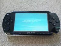 PSP with accessories - HOME CLEARANCE