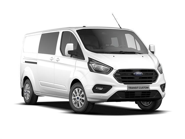 74c67d9419 Ford Transit Custom 8211 280 L1 Diesel Fwd 2.0 TDCi 130ps Low Roof DCab Van