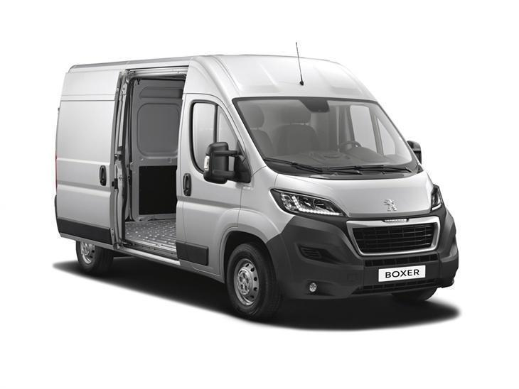 d31eb5b81e1db7 Peugeot Boxer 8211 335 L3 Diesel 2.0 BlueHDi H2 Professional Van 130ps