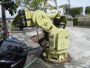 ROBOT Kuka KR163/60/100  w/ RCM3  6-AXIS Controller 100kg Payload