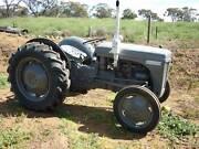 Grey Massey Ferguson Tractor 1951 Karoonda Karoonda Area Preview