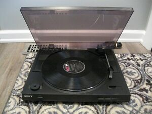 Sony StereoTurntable ''NEW'' Prince George British Columbia image 1