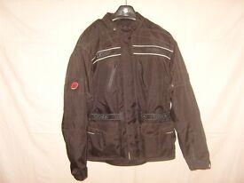 TUZO - DAKAR Motorcycle Jacket - NEW - 5XL