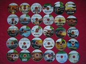 ★XBox 360 Games (all 30 games $120, or $5 each) Logan Village Logan Area Preview