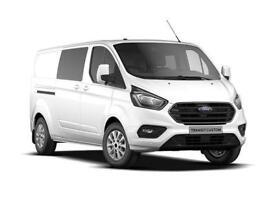 Ford Transit Custom 8211 280 L1 Diesel Fwd 2.0 TDCi 105ps Low Roof DCab Van