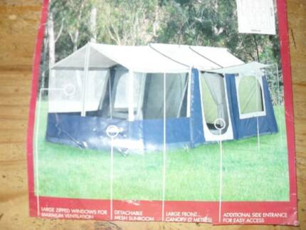 TENT STOCKMAN & stockman weekender tent in South Australia | Gumtree Australia ...