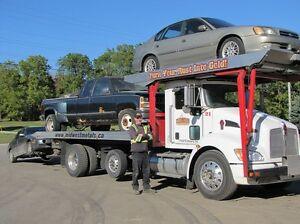 Free Pick-up for your car, truck or van!