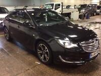 2015 Vauxhall Insignia 1.8 i Limited Edition 5dr Petrol black Manual