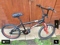 X Rated Bmx Fully Serviced 20'' Wheel