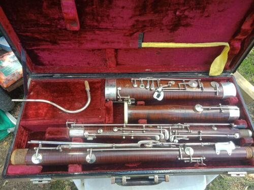 Huller Bassoon Serial 54k