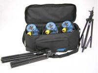 ARRI ARRILITE - PRO Studio Lighting Kit 800w REDHEADs