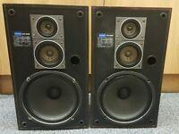 Vintage Pioneer CS-565 3way Stereo HiFi Speakers