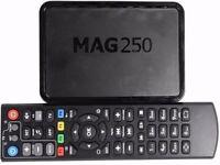 Zgemma overbox MAG box 250 IPTV OPENBOX OR SkyBox ibrahvo
