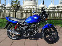 SINNIS Max 11 learner legal Commuter motorcycle