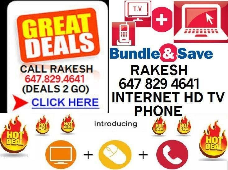 Cable tv deals toronto