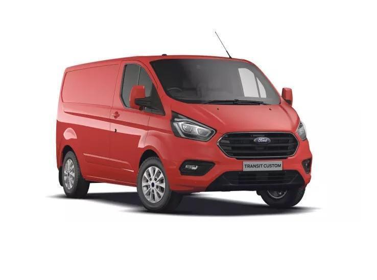 9ee8930e6c Ford Transit Custom 8211 300 L2 Diesel Fwd 2.0 TDCi 170ps Low Roof Limited  Van