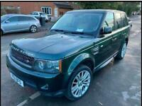 RANGE ROVER SPORT TDV6 2011 SOLD AS SPARES OR REPAIRS