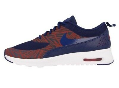 NIKE AIR MAX THEA PRINT WOMEN RUNNING TRAINERS SNEAKER SHOES UK SIZE 3