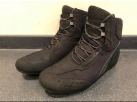 Dainese motorcycle boots size 10.5