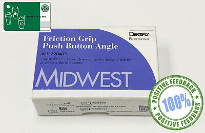 Brand New Midwest Push-button Friction Grip Head For Rhino And Shorty Ref 720475