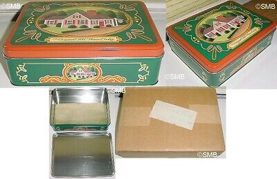 Vintage 80's Nestle's The Original Toll House Cookie Tin New in Box