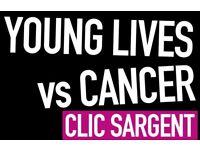 CLIC Sargent Community Engagement Volunteer