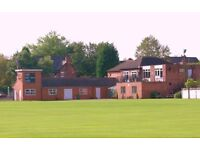 Local Professional cricketer wanted at South West Manchester CC