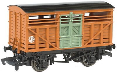 Bachmann 77016 GWR CATTLE WAGON (HO SCALE) Thomas the tank engine & Friends NEW