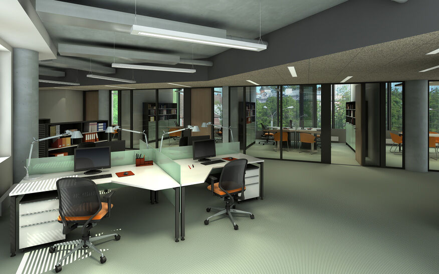 Top 3 Reasons to Install Dividers in an Office