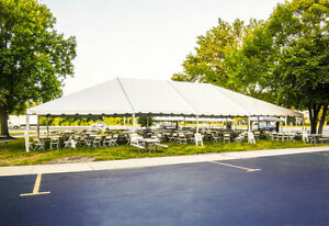 FIESTAville BACKYARD EVENT PARTY TENT RENTALS Stratford Kitchener Area image 5