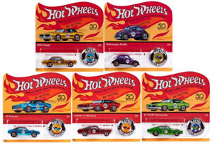 Hot wheels button Set unpunched