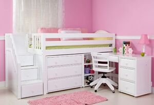 HOLIDAY EXTENDED SALE 15% OFF + FREE MATTRESS_ BUNK & LOFT BEDS Peterborough Peterborough Area image 1