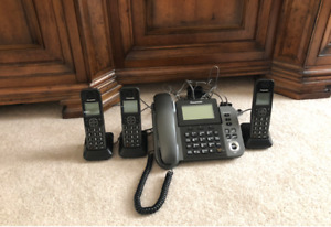 Phone with 3 for sale $85.00