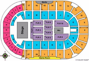 THE VERY BEST JAMES TAYLOR LOWER BOWL TICKETS !!!