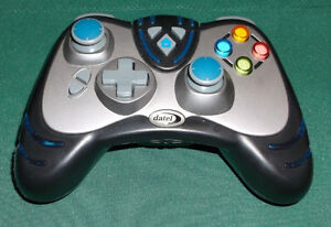 Xbox 360 wireless controller, programmable, turbo fire 2