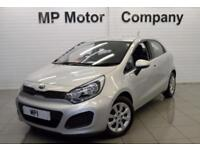 2014 64 KIA RIO 1.2 1 AIR 83 BHP 5DR 5SP ECO HATCH,11,000M MOST SH 3 STAMPS,