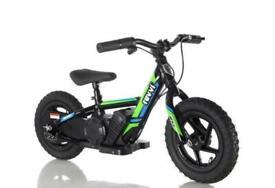 REVVI 12 Electric Off Road Balance Bikes Multiple Colours
