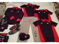 Olympic & Paralympic Games-maker Uniform - complete with 8 parts