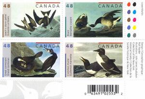 Canada Stamps - John James Audubon's Seabirds 48c (2003) West Island Greater Montréal image 1
