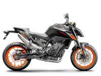 Last Black 2020 KTM 790 Duke SAVE £1650 Street, Naked