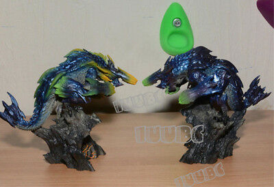 CAPCOM Monster Hunter Brachydios Action GK Figure Collection Original Statue